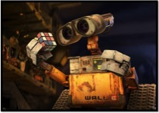 WALL-E (Pixar Talk Blog)