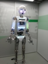 Thespian robot 2