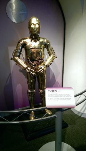 C-3PO 1977 (Star Wars)