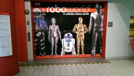RoboWorld : Carnegie Mellon