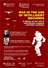 POSTER War in the Age of Intell Machines A Deabte (Feb 28)