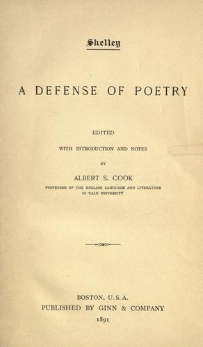 A_Defense_of_Poetry